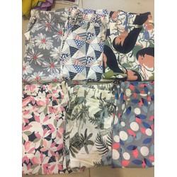 quần Linen Thái lên form bao chuẩn đẹp nè