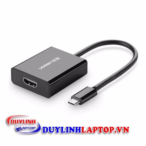 Cáp USB Type C to HDMI Ugreen 40273 hỗ trợ độ phân giải 2K và 4K