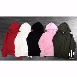 Basic Pullover Hoodie