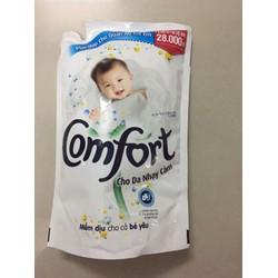 Nước xả vải Comfort cho da nhạy cảm 1,6L