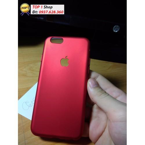 Ốp Lưng Đỏ Iphone 6