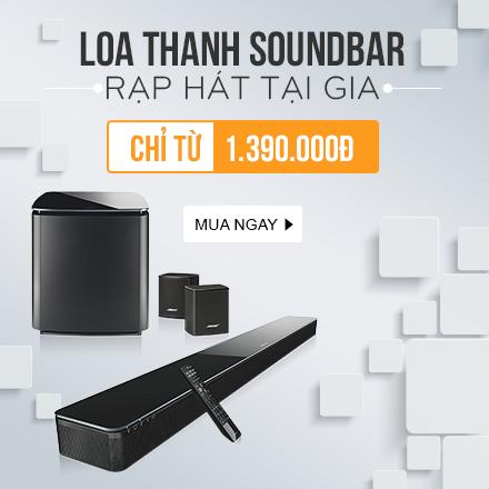 Loa Thanh Soundbar - Rạp Hát Tại Gia