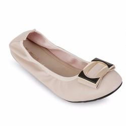Giày Búp Bê Thun Co Giãn 856 màu hồng