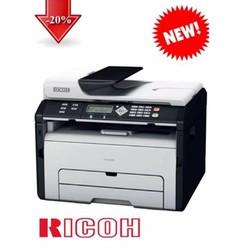 Máy in đa chức năng: Ricoh SP 213SFNW in copy scan fax