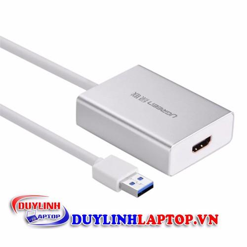 Cáp chuyển USB 3.0 to HDMI cao cấp chính hãng UGREEN 40229 - 4349801 , 6049814 , 15_6049814 , 1320000 , Cap-chuyen-USB-3.0-to-HDMI-cao-cap-chinh-hang-UGREEN-40229-15_6049814 , sendo.vn , Cáp chuyển USB 3.0 to HDMI cao cấp chính hãng UGREEN 40229