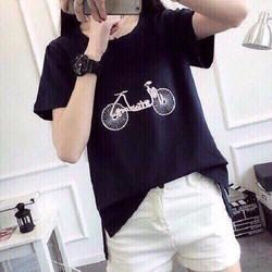 Áo thun nữ Bicycle cực phong cách