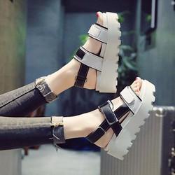 Giày Sandal Nữ phong cách thời trang kiểu dáng mới nhất - XS0435