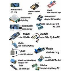 Bộ Kit 16 Loại module cảm biến trong Arduino