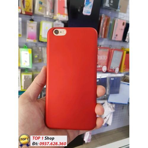Ốp Lưng Đỏ Iphone 7