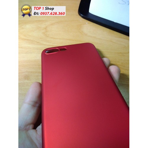 Ốp Lưng Đỏ Iphone 7 Plus
