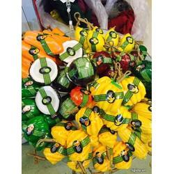 Xà phòng trắng da trái cây Thái Lan