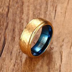 Nhẫn Tungsten Carbide đẹp mãi mãi ko trầy