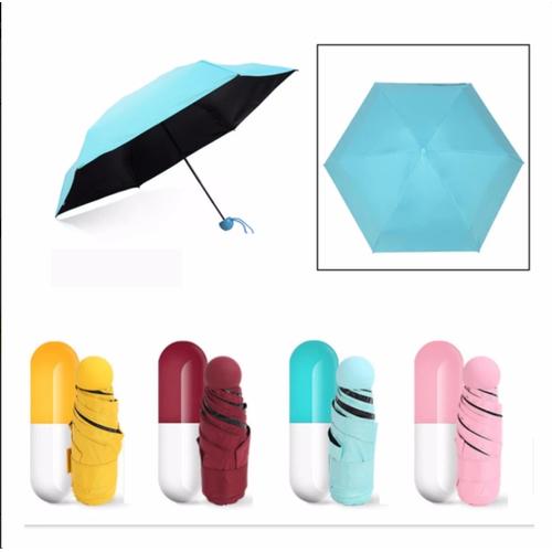 Worldmart dù đi mưa đi nắng xếp gọn viên thuốc xuất nhật bản