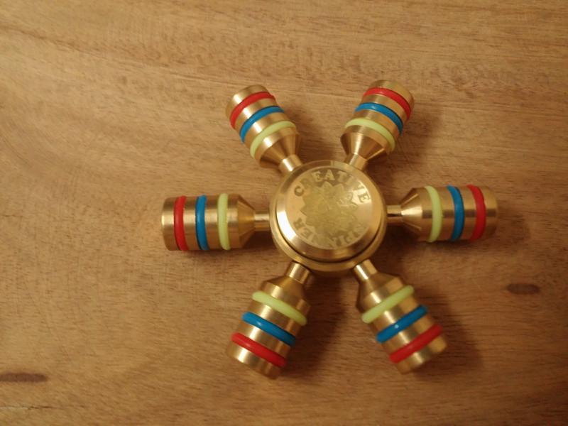 Vòng Bi Thép 2 cái R188 Con Quay Spinner 8