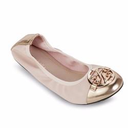 Giày Búp Bê Thun Co Giãn 871 màu hồng