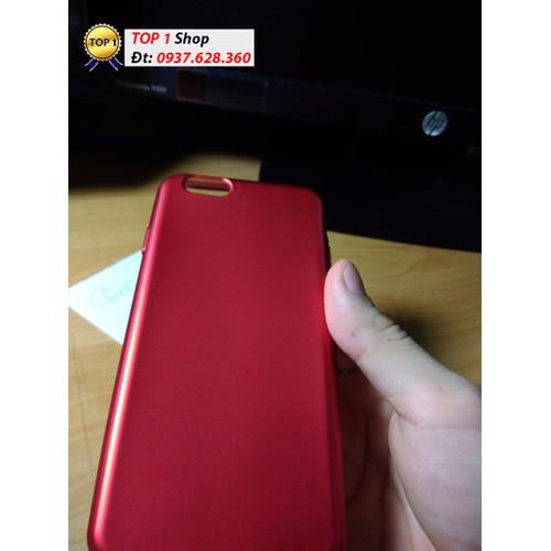 Ốp Lưng Đỏ Iphone 6 Plus