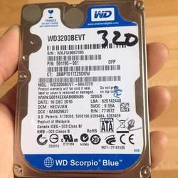 Thanh Lý - Ổ Cứng Laptop WT 320G