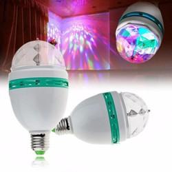 Bóng Đèn LED xoay cảm ứng