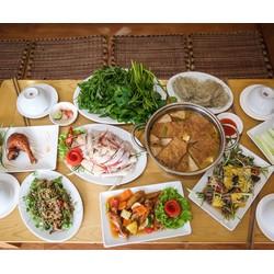 Hấp dẫn với set gà đặc biệt tại Nhà hàng Lẩu Bouga  Tinh hoa món Việt