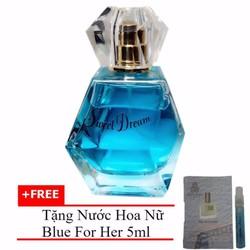 Nước hoa nữ Jolie Dion Sweet dream 60ml + Nước hoa nữ Blue Her 5ml