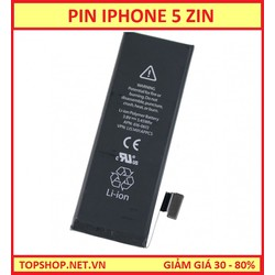 PIN IPHONE 5 ZIN