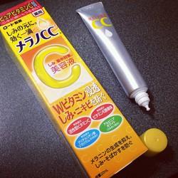 Serum Vitamin C Melano CC Rohto Tinh Chất Đặc Trị Nám Mụn Cc Melan