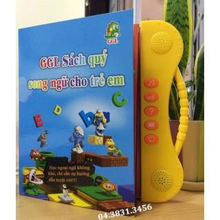 Sách điện tử song ngữ Anh - Việt cho trẻ em - SDTSN001-Z thumbnail