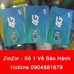 Sim 3G 4G Viettel tặng 7GB hàng tháng