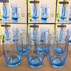 Bộ 6 cốc thủy tinh Luminarc cao cổ