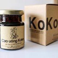 Cao uống KoKo - Cao Hà thủ Ô ngăn bạc tóc, kích thích mọc tóc đen