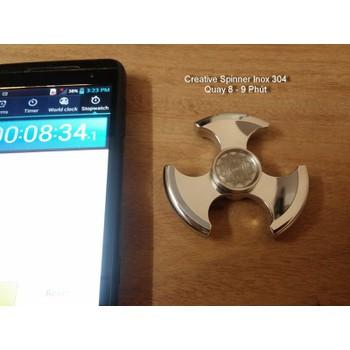 Spinner Inox 304