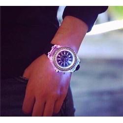 Đồng hồ Geneva led 7 màu tuyệt đẹp dành cho cả nam và nữ