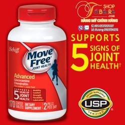 Hỗ trợ và điều trị xương khớp Glucosamine Schiff Move Free 200 viên