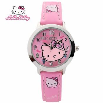 Đồng hồ trẻ em Hellokitty 1210