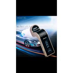 USB BLUETOOTH MÁY NGHE NHẠC CHO XE HƠI CARG7 5IN1