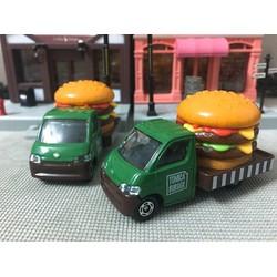 xe mô hình Tomica hambuger