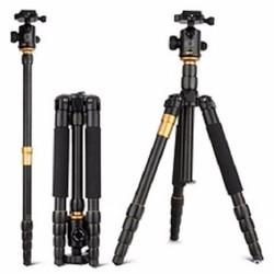 Chân máy ảnh tripod beike Q666
