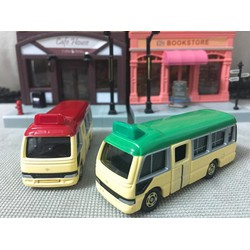 xe  bus mô hình Tomica