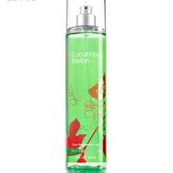 xịt thơm khử mùi toàn thân Cucumber