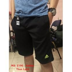 Quần thể thao nam shorts thun