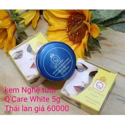 kem Nghệ tươi Care White nhập khẩu từ Thái lan