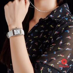Đồng hồ nữ WWOOR chính hãng, bảo hành 1 năm