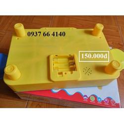 Bộ đồ chơi câu cá có nhạc và tạo sóng