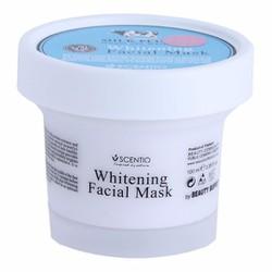 Mặt nạ trắng và trẻ hoá da Scentio Milk Plus
