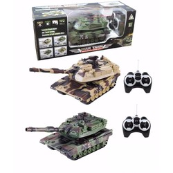 Xe tăng war tank điều khiển từ xa