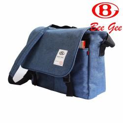 Túi đeo chéo nam BEEGEE11 xanh n