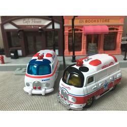 xe mô hình Tomica Disney