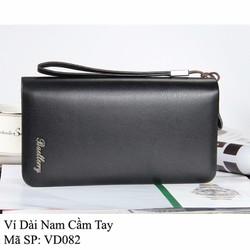 Ví Dài Cầm Tay Nam  - Hot 2017
