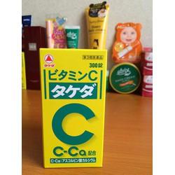 Viên uống sáng da trị nám, giảm tàn nhang, tăng cường sức khỏe C-Ca