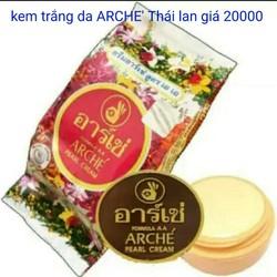 kem trắng da Thái lan